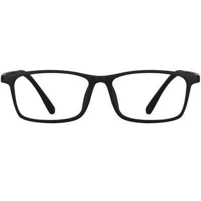 Rectangle Eyeglasses 135006-c