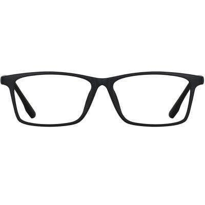 Rectangle Eyeglasses 135011a  2 Day Rush