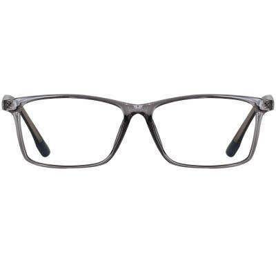 Rectangle Eyeglasses 135012a  2 Day Rush