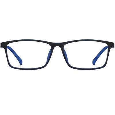 Rectangle Eyeglasses 135015-c