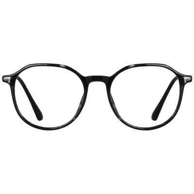 Round Eyeglasses 135027-c