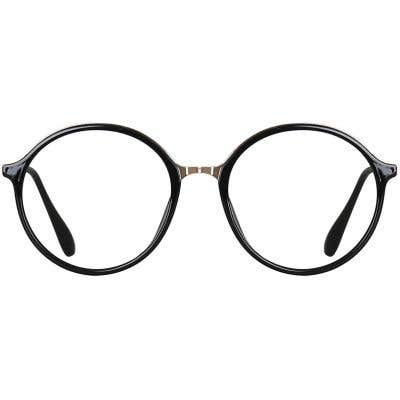 Round Eyeglasses 135029-c