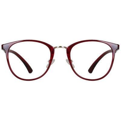 Round Eyeglasses 135042-c