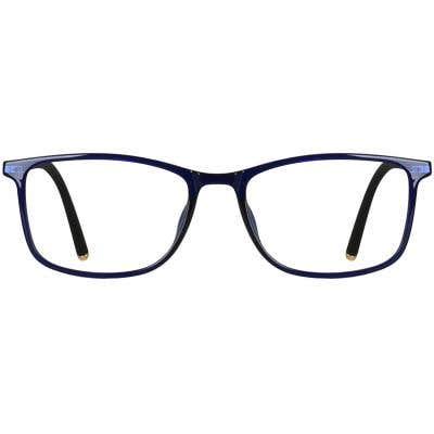 Rectangle Eyeglasses 135065-c