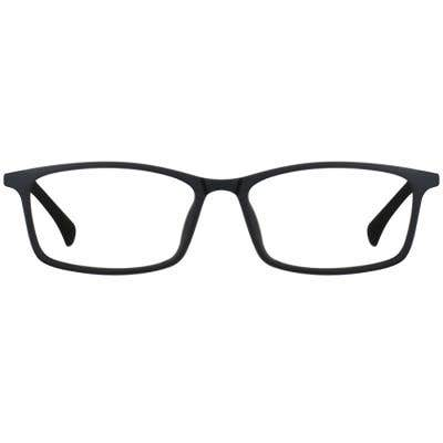 Rectangle Eyeglasses 135092a  2 Day Rush