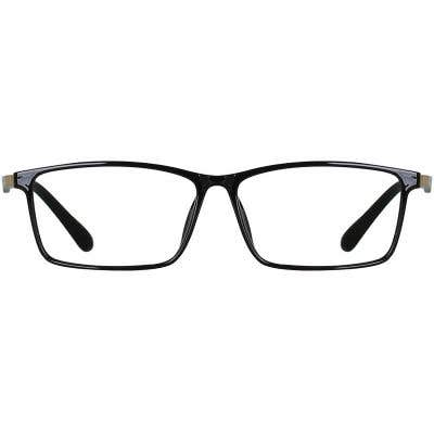 Rectangle Eyeglasses 135114a  2 Day Rush