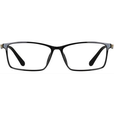 Rectangle Eyeglasses 135115a  2 Day Rush
