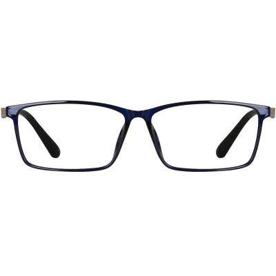 Rectangle Eyeglasses 135116a  2 Day Rush
