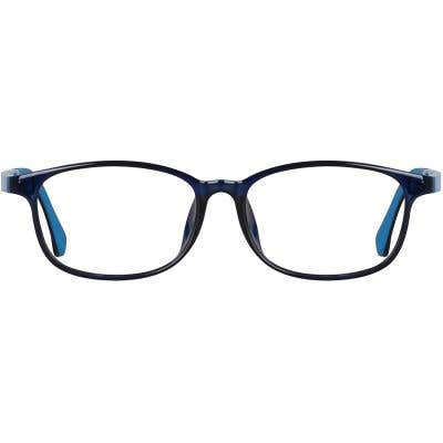 Rectangle Eyeglasses 135186-c