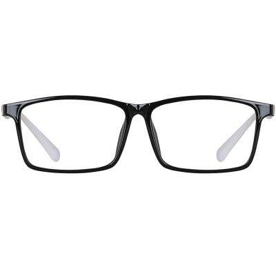 Rectangle Eyeglasses 135218-c