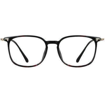Rectangle Eyeglasses 135244-c
