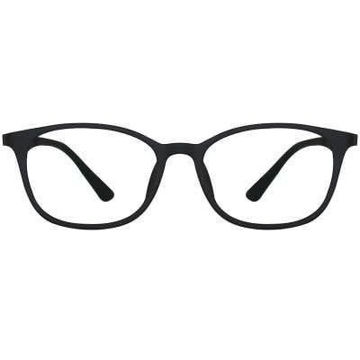 Rectangle Eyeglasses 135262-c