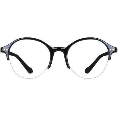 Round Eyeglasses 135268-c