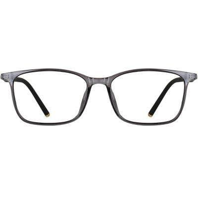 Rectangle Eyeglasses 135287a