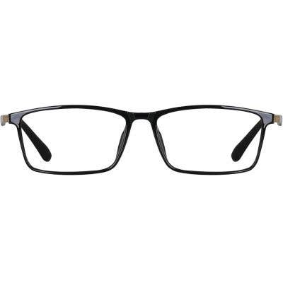 Rectangle Eyeglasses 135301-c