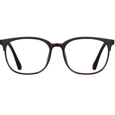 Rectangle Eyeglasses 135305