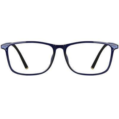 Rectangle Eyeglasses 135331a