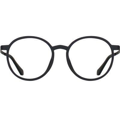 Round Eyeglasses 135336-c
