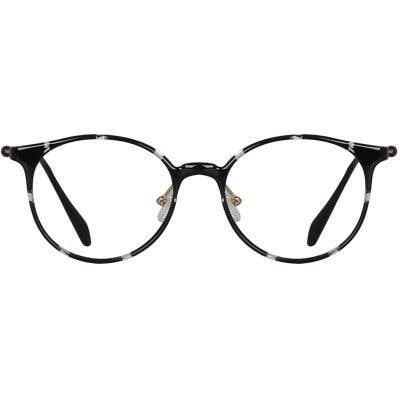 Round Eyeglasses 135348-c