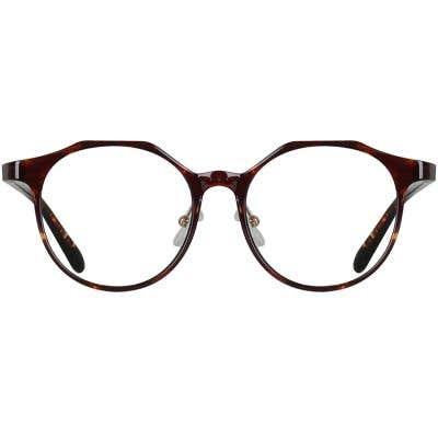 Round Eyeglasses 135368-c