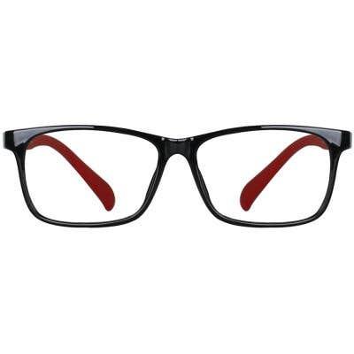 Rectangle Eyeglasses 135370-c