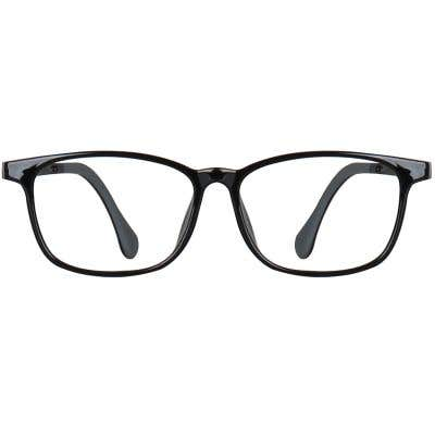 Rectangle Eyeglasses 135384-c