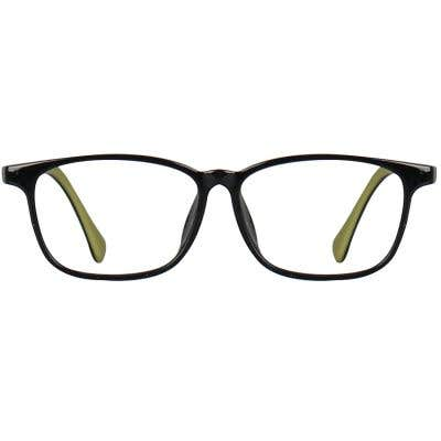 Rectangle Eyeglasses 135388-c