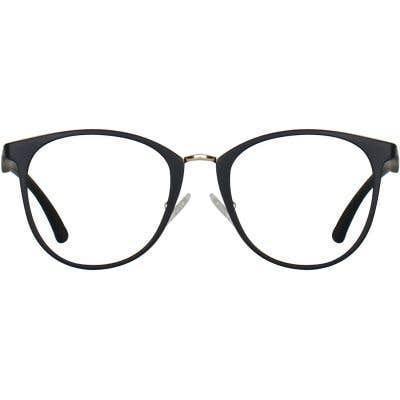 Round Eyeglasses 135390-c