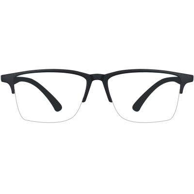 Rectangle Eyeglasses 135405-c
