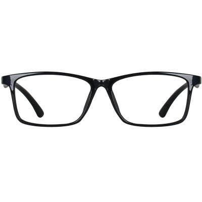 Rectangle Eyeglasses 135461