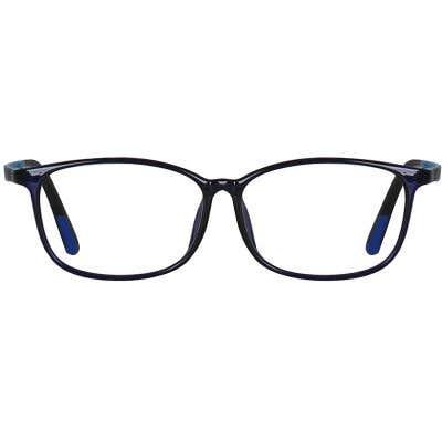 Rectangle Eyeglasses 135466