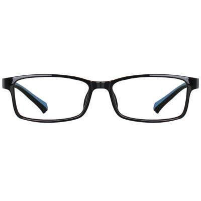Rectangle Eyeglasses 135496