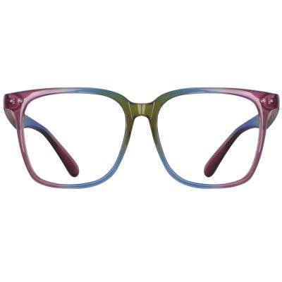 Rectangle Eyeglasses 135503