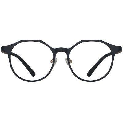 Round Eyeglasses 135511