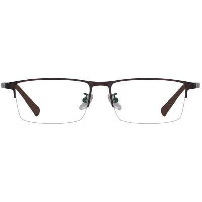 Rectangle Eyeglasses 135516-c