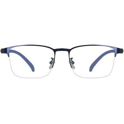 Rectangle Eyeglasses 135529-c