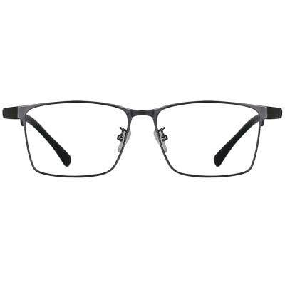 Rectangle Eyeglasses 135534-c