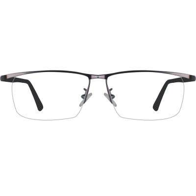 Rectangle Eyeglasses 135538-c