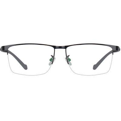 Rectangle Eyeglasses 135541