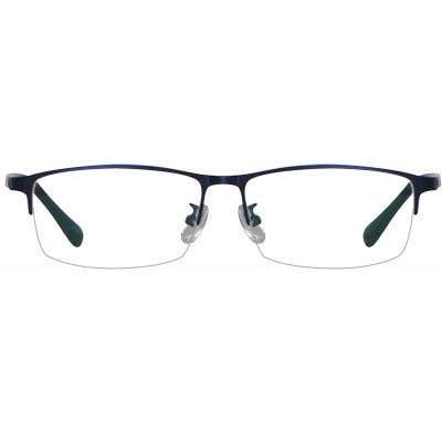Rectangle Eyeglasses 135542