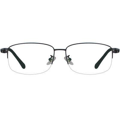 Rectangle Eyeglasses 135545