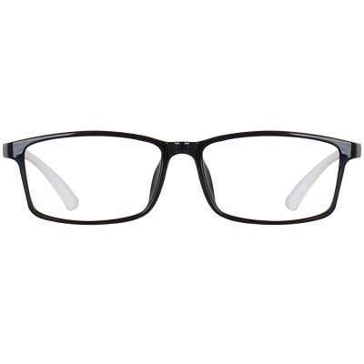 Rectangle Eyeglasses 135564-c