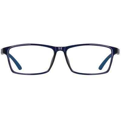 Rectangle Eyeglasses 135576