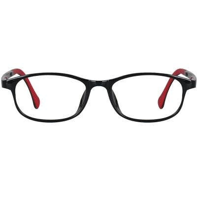 Rectangle Eyeglasses 135586