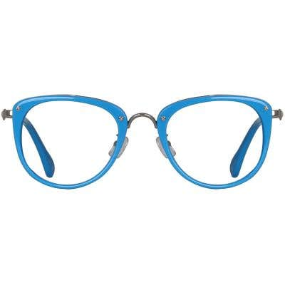 Rectangle Eyeglasses 135591-c