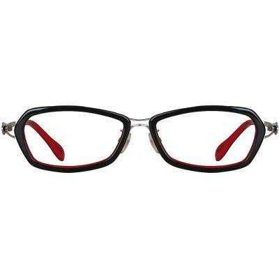 Rectangle Eyeglasses 135608-c