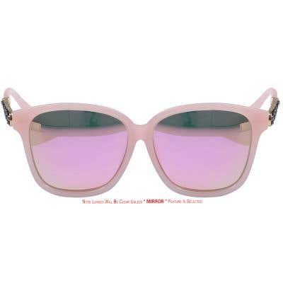 Rectangle Eyeglasses 135634-c