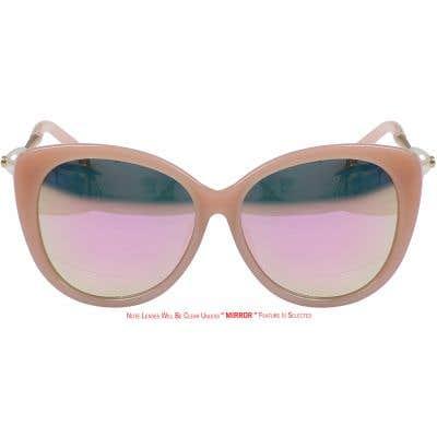 Cat Eye Eyeglasses 135636-c