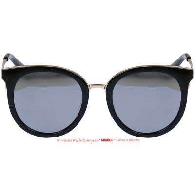 Round Eyeglasses 135641-c