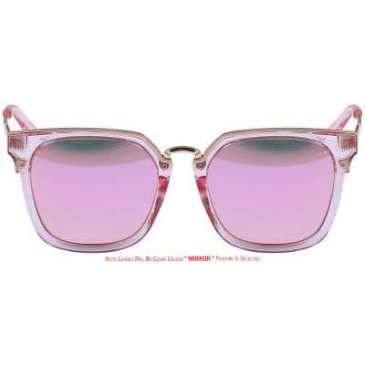 Rectangle Eyeglasses 135645